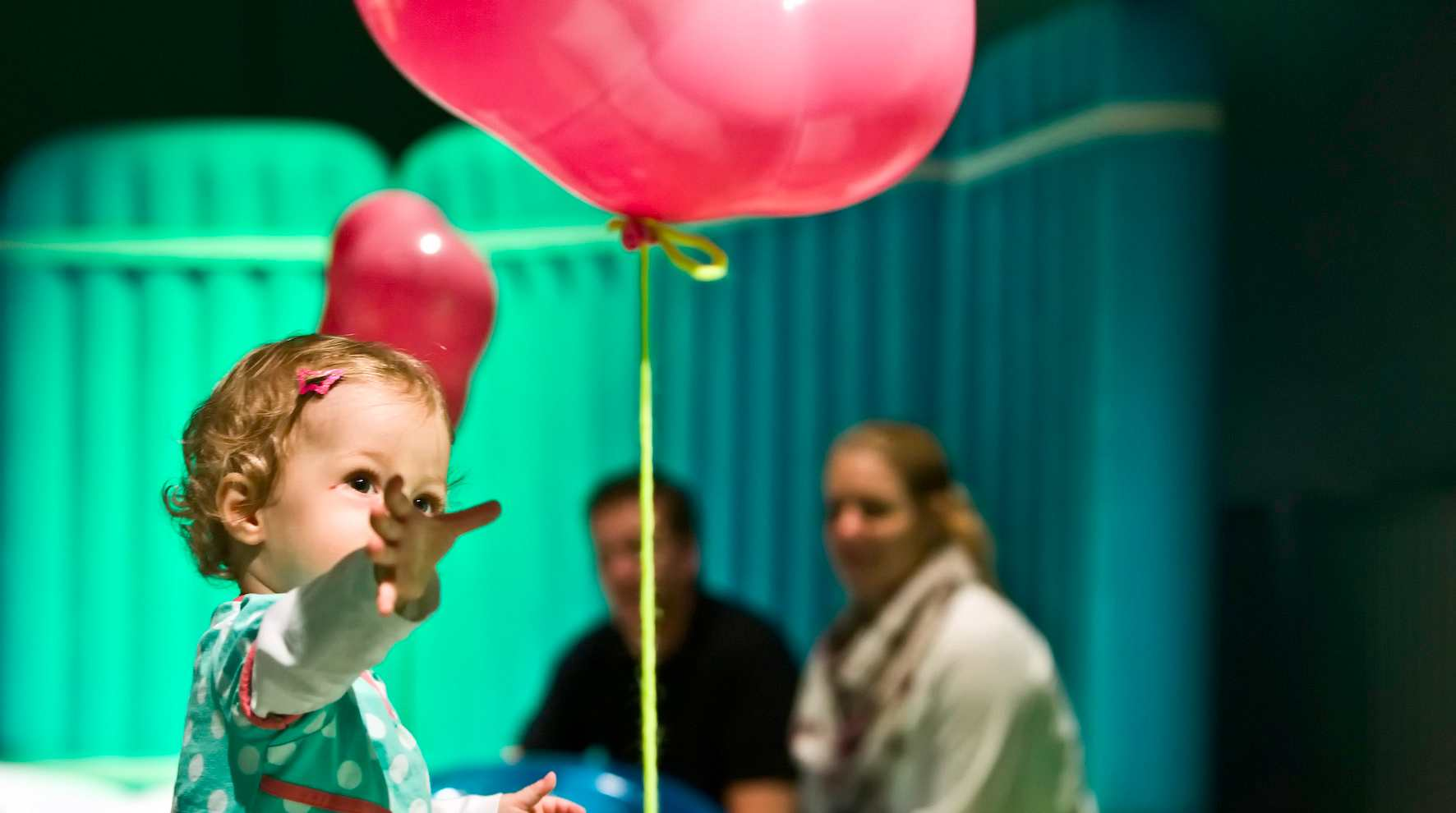 BabyBühne ©MEYER ORIGINALS; foto@meyeroriginals.com