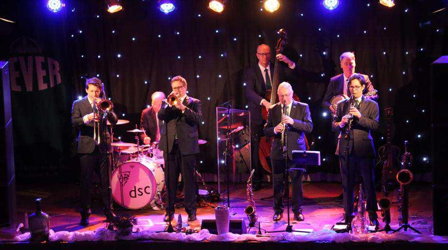 Dutch Swing College Band Bild: Melanie Hanz