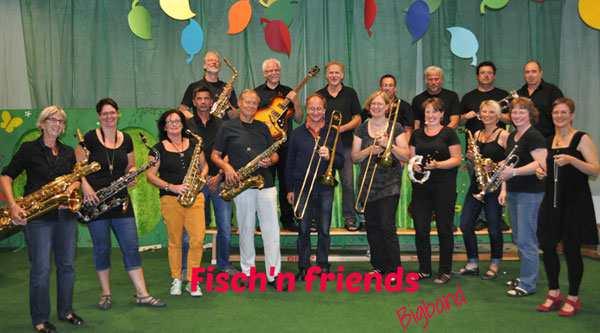 Bild: Fisch'n Friends Bigband