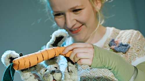Kleiner Hase Bild: Theater Wrede