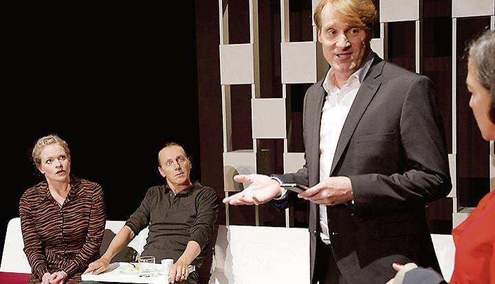 """""""Der Gott des Gemetzels"""" wird am 5. Februar im Kulturbahnhof Cloppenburg gezeigt. BILD: Martin Becker"""