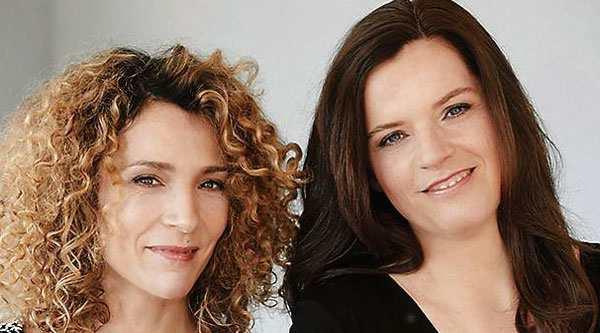 Marie Giroux und Jenny Schäuffelen Bild: Veranstalter
