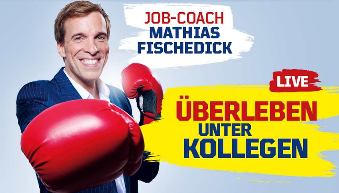 Mathias Fischedick - Jobcoach