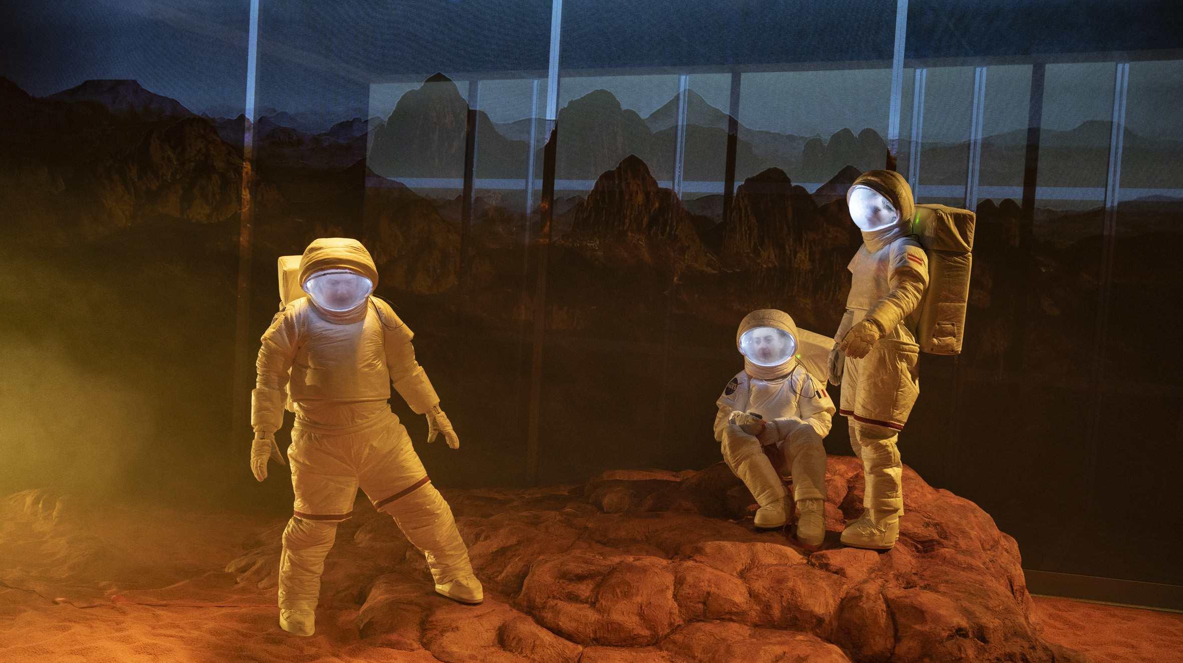Mission Mars Bild: Stephan Walzl
