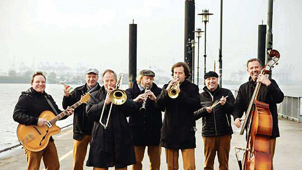 Traditional Old Merry Tale Jazzband Bild: Band