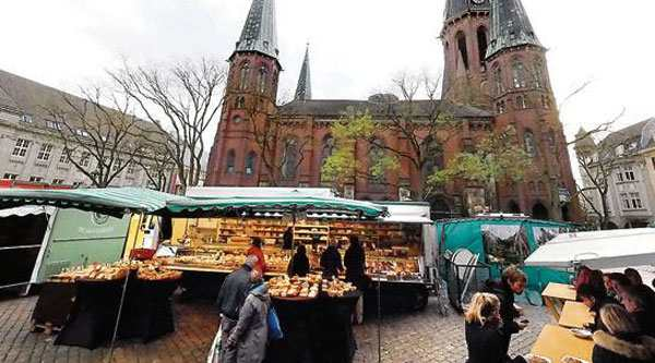 Wochenmarkt