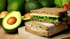 So wird die Stulle zum gesunden Fitness-Food