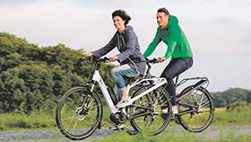 E-Bikes sind im Kommen – Zu Recht!