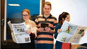 Wirtschaftsthemen - von Schülern der Oberstufe recherchiert!