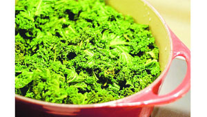 Grünkohl-Rezept zum Biikebrennen