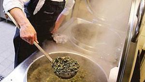 Frost bei Grünkohl unentbehrlich für guten Geschmack