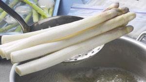 Wie koche ich Spargel richtig?