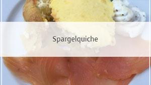 Spargelquiche