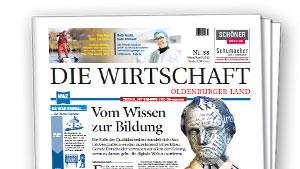 Die Wirtschaftszeitung im Oldenburger Land