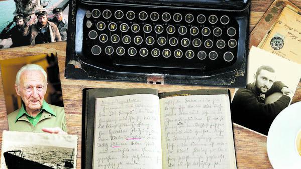 U 96 - das exklusive Original-Tagebuch der letzten Tauchfahrt