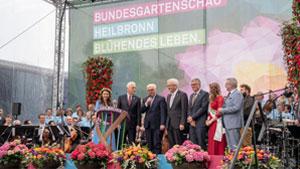 3x2 Tageskarten für die Bundesgartenschau in Heilbronn zu gewinnen