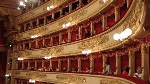 """Die Mailänder Scala mit """"Roméo et Juliette"""""""