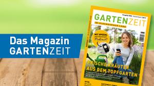 Das neue Gartenzeit-Magazin