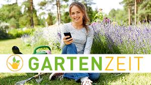 Der Gartenzeit-Newsletter