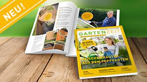 NWZ Gartenzeit-Magazin