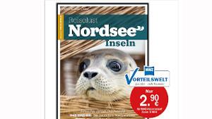 Reiselust Nordseeinseln - das Magazin
