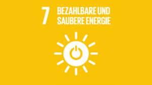 Nachhaltigkeitsziel 7