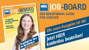 NWZ-Jobboard: Der regionale Berufswahl-Guide für Schüler