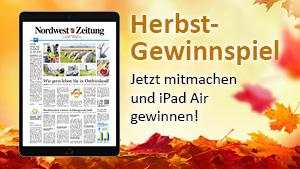 Jetzt mitmachen und iPad Air gewinnen!