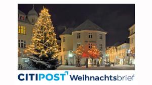 Kostenlose Weihnachtsbriefe in Heime & Pflegeeinrichtungen