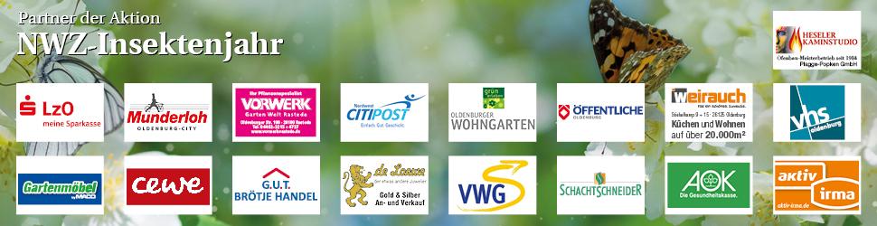 Partner der Aktion NWZ-Insektenjahr
