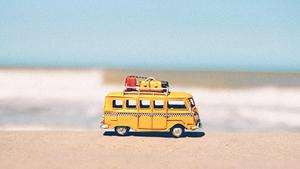 Fahren Sie entspannt in den Urlaub.
