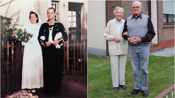 75 Jahre  gemeinsam durchs Leben