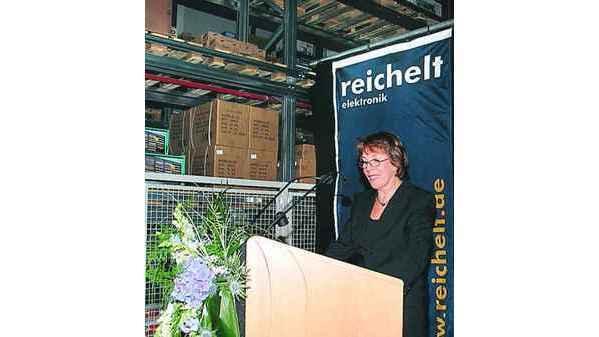 Reichelt Elektronik Friesländische Unternehmerin Macht Mut