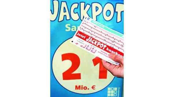 Millionen Jackpot
