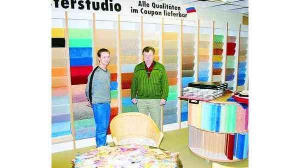 Handel Bockhorn Teppichland Setzt Auf Nwz Kundenkarte