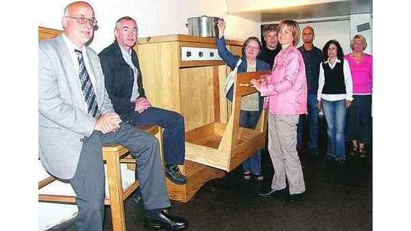 Wollepark Delmenhorst Große Möbel Verdeutlichen Die Gefahren