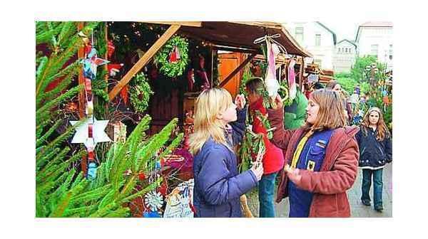Weihnachtsmarkt Varel.Weihnachtsmarkt Varel Drei Tage Reichen Offenbar Auch Aus