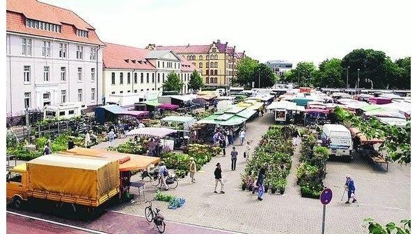 wochenmarkt oldenburg