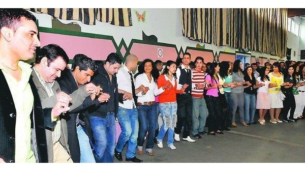 Religion Visbek Wildeshausen Yeziden Feiern Ihr Neujahrsfest
