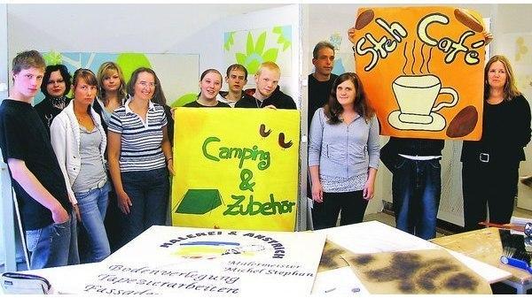Ausbildung Oldenburg Schüler Schaffen Sich Selbst Eine Zukunft