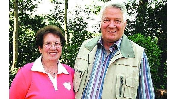 Goldene Hochzeit Harkebrügge Jubelpaar Kennt Sich Schon
