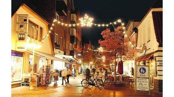Otto Weihnachtsbeleuchtung.Weihnachtsbeleuchtung Sterne Strahlen Seit 40 Jahren