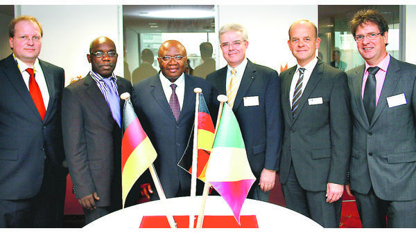 WIRTSCHAFT OLDENBURG: Bühne für Geschäfte mit Afrika