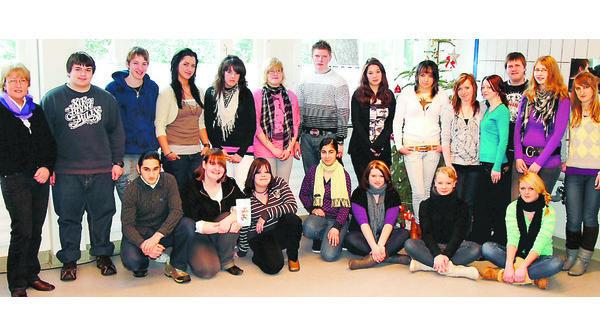 Bbs Am Museumsdorf Cloppenburg Schüler Backen Für Hospizdienst