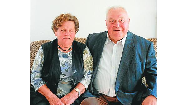Goldene Hochzeit Ende Der 50er Jahre Hat Es Endlich Gefunkt