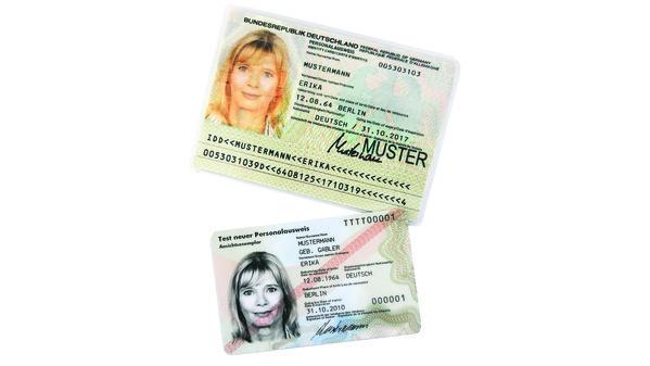 Personalausweis : Sicherheitslücke alarmiert Kritiker