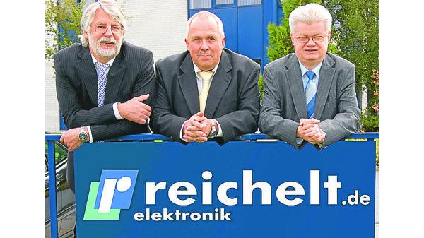 Unternehmen Sande Neues Führungstrio Bei Reichelt Elektronik