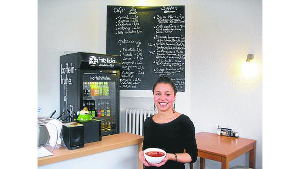 Gastronomie OLDENBURG: Kleine Suppenküche an der Ecke