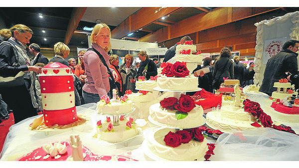 Messe Oldenburg Susse Herzen Fur Den Hochzeitstag