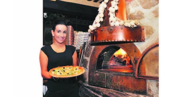 Verace Vechta gastronomie dem pizzabäcker auf die finger schauen